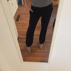 Forever 21 Black Slacks / Trousers / Work Pants